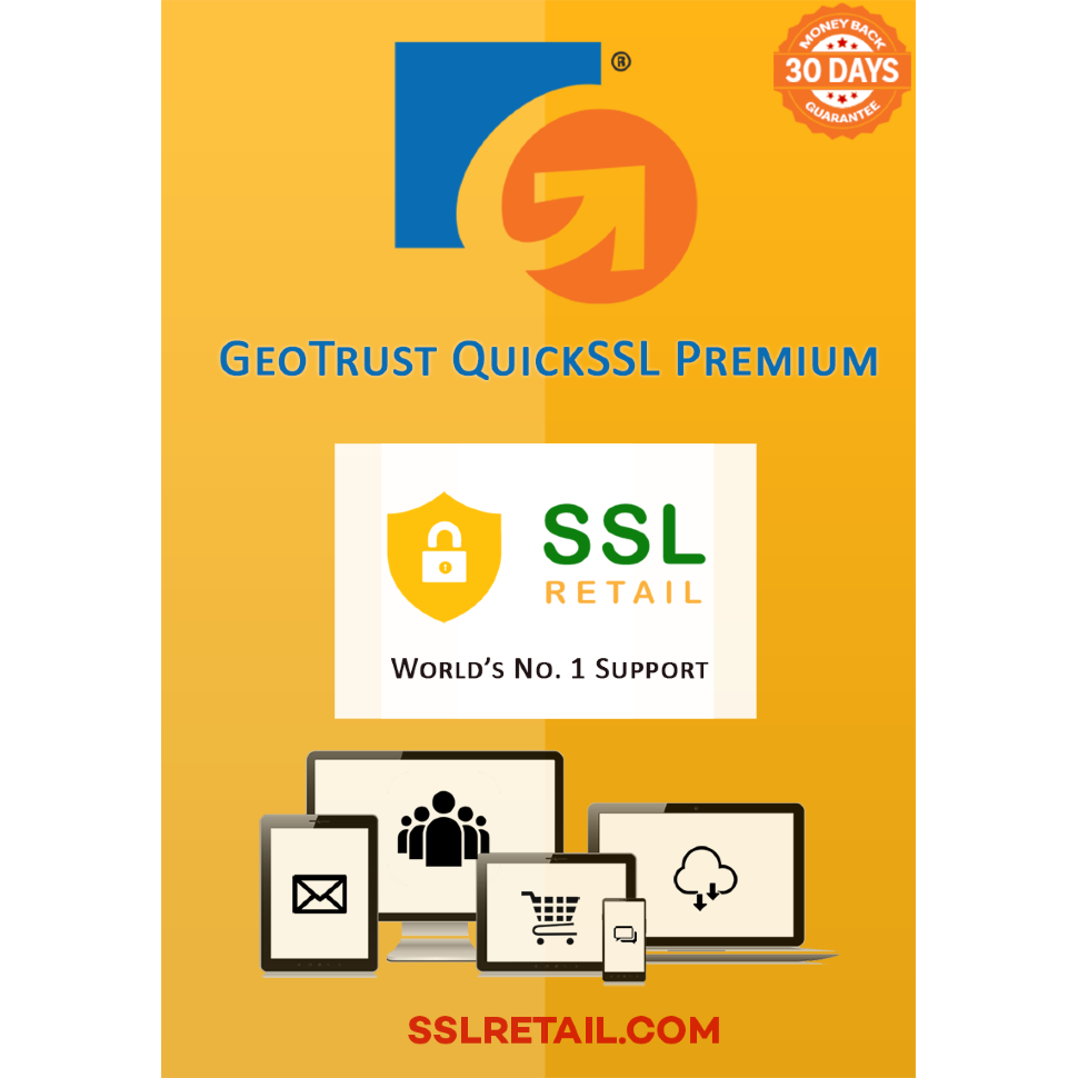 Buy Geotrust Quickssl Premium Certificate 60 Off