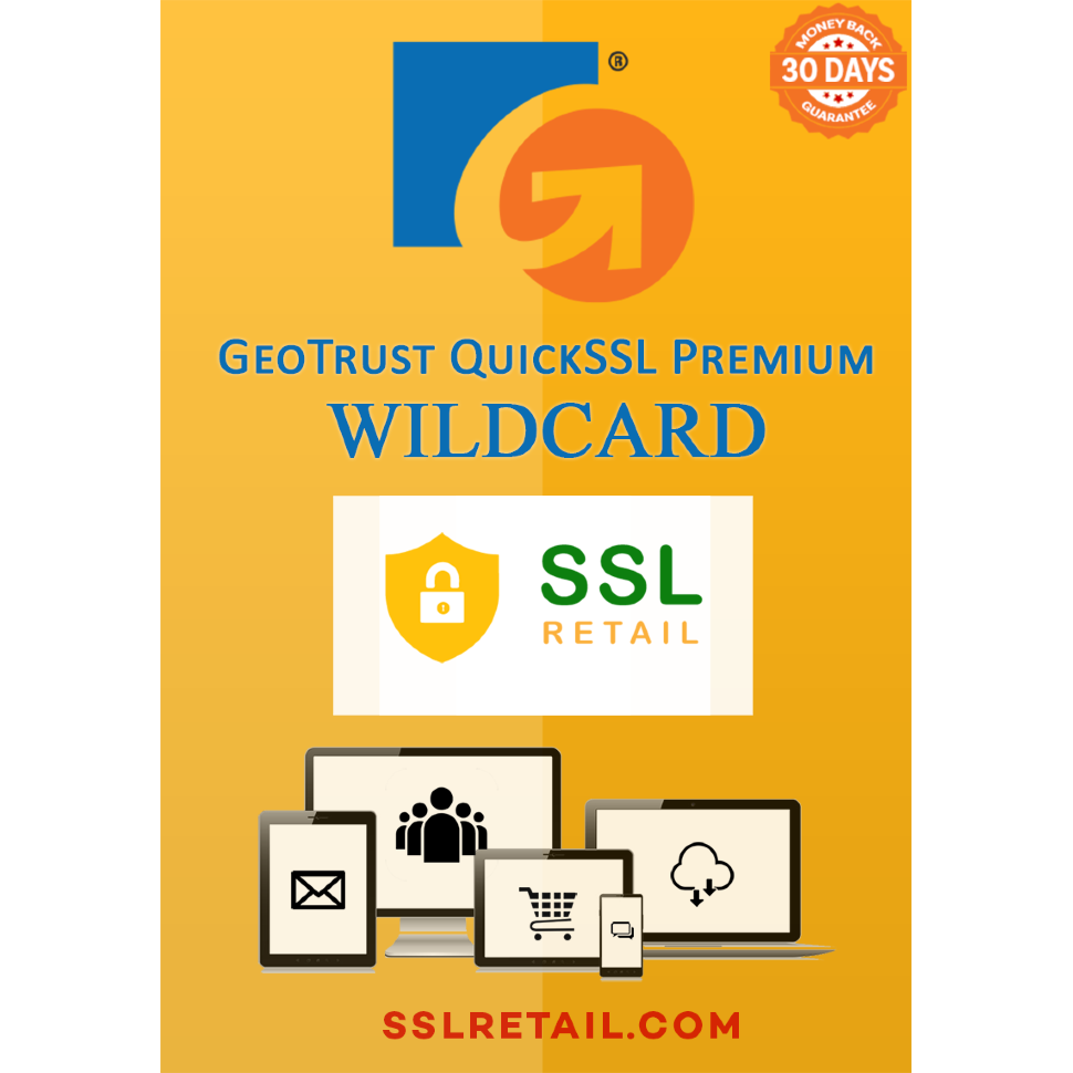 Geotrust Quickssl Premium Wildcard 55 Off