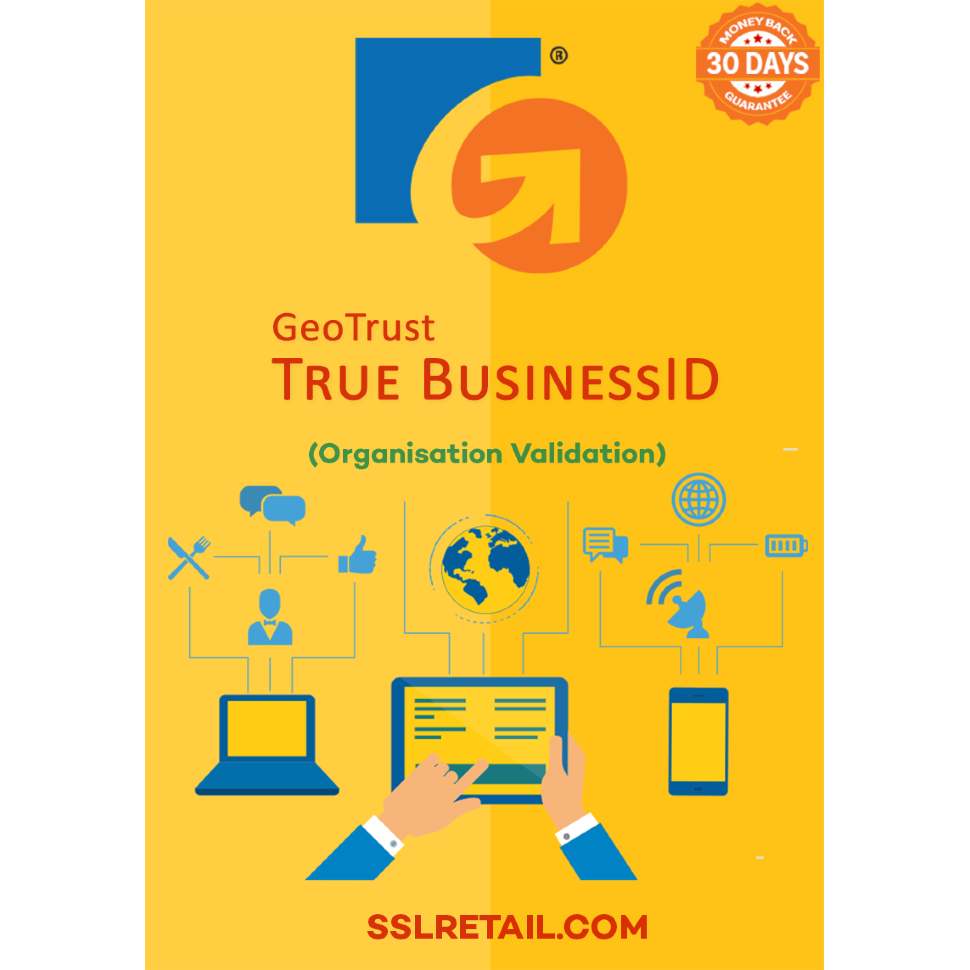 GeoTrust True BusinessID SSL Certificate