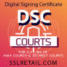 DSC for High Courts and District Courts e-Filing (eToken)