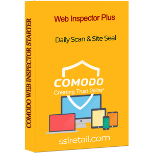 Comodo Website Inspector Plus